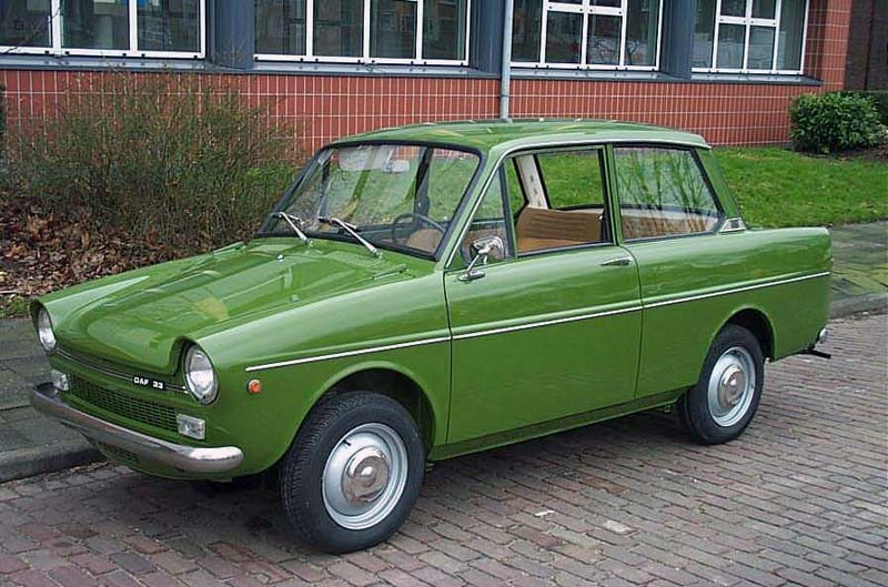 Daf 33 Picture 5 Reviews News Specs Buy Car