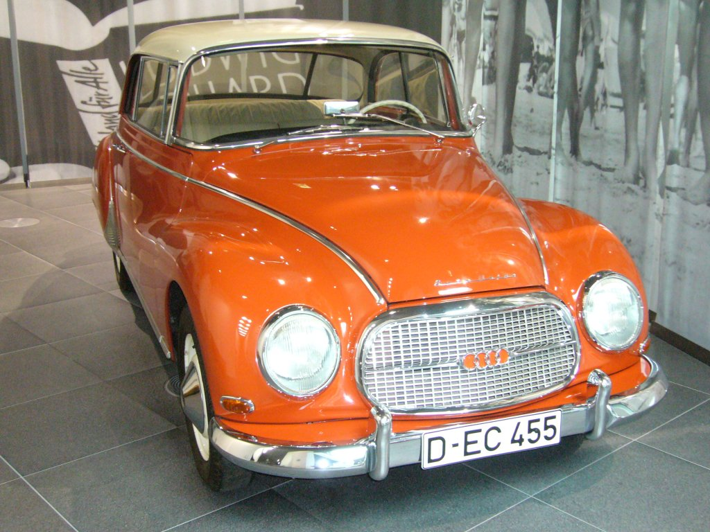 Dkw 1000s Coupe Picture 4 Reviews News Specs Buy Car