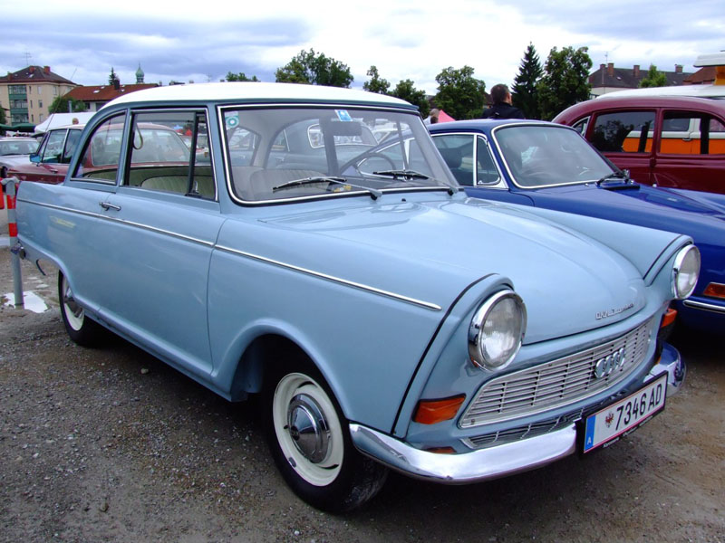 DKW Junior De Luxe