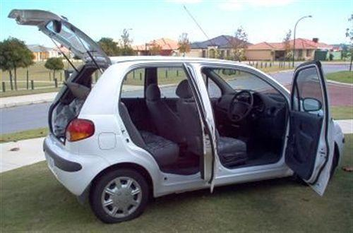 Daewoo Matiz:picture # 4 , reviews, news, specs, buy car