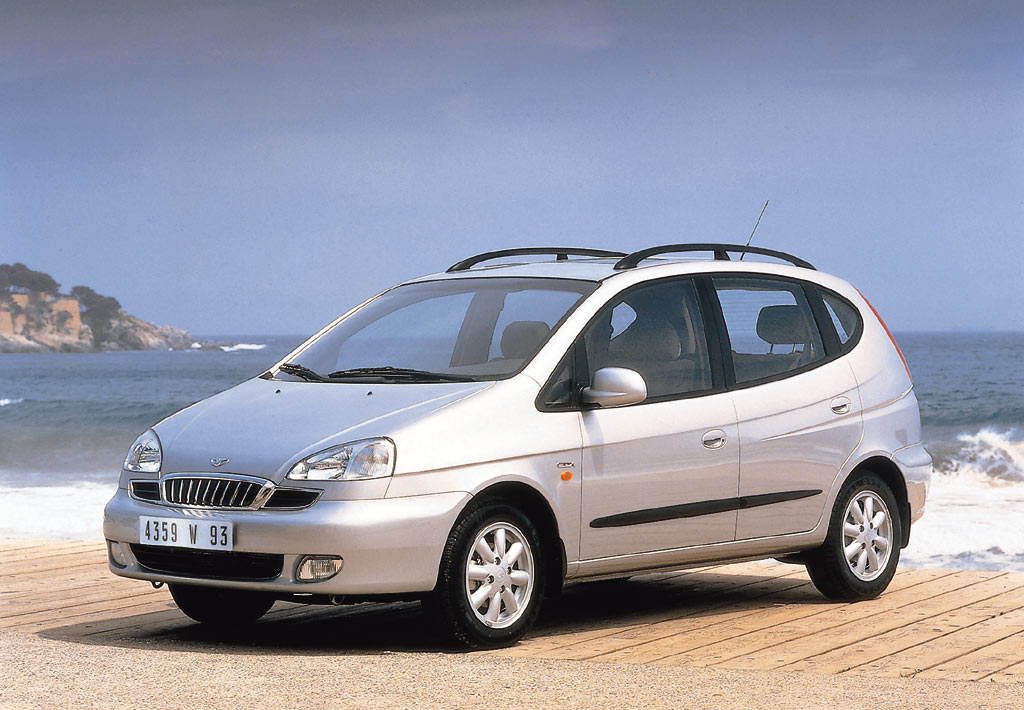 Daewoo Tacuma Photos News Reviews Specs Car Listings