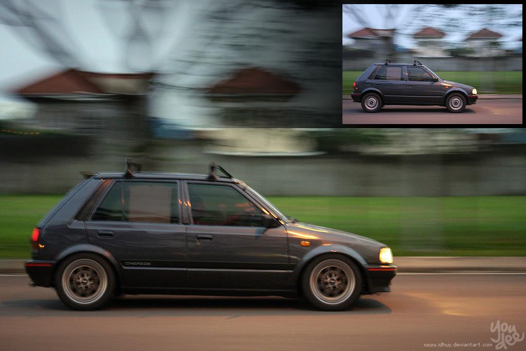 Daihatsu Charade CS 13i Daihatsu