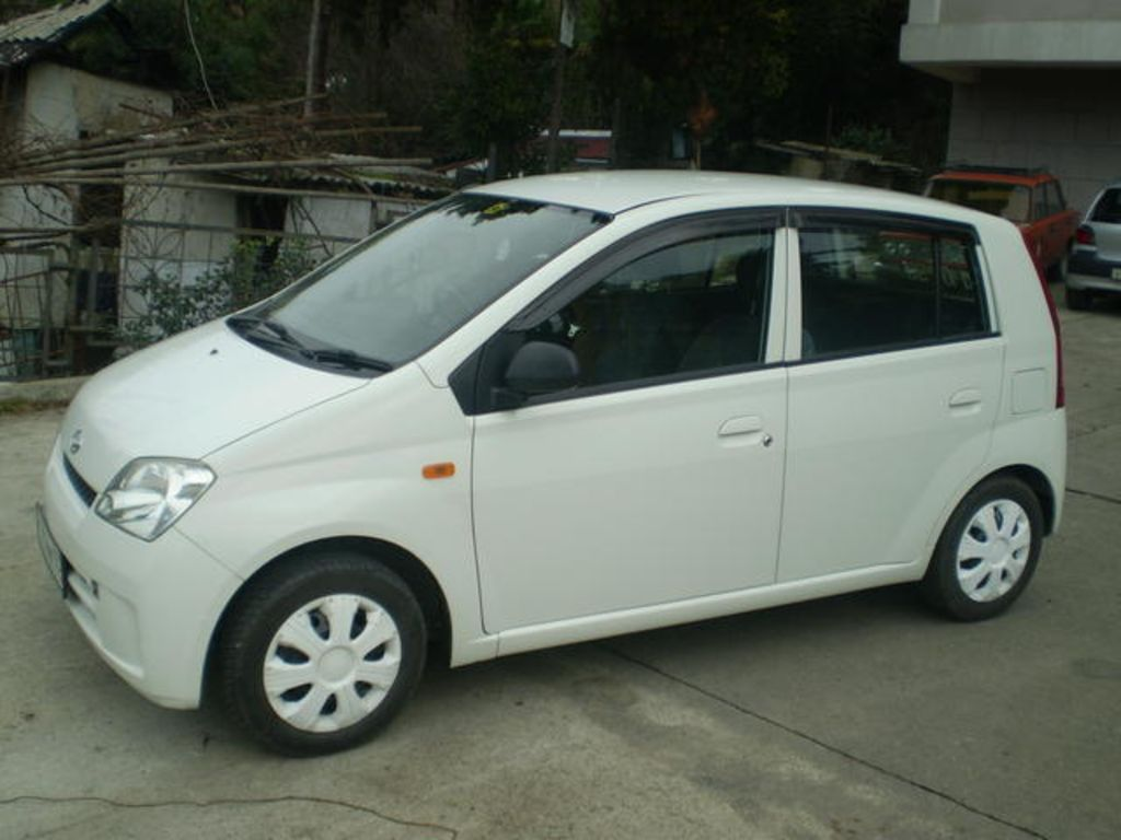 Mira Auto Sales >> Daihatsu Mira - Photos, News, Reviews, Specs, Car listings