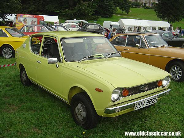datsun 100a photos news reviews specs car listings