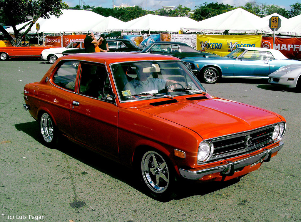 Datsun 1200 De Luxe:picture # 3 , reviews, news, specs ...