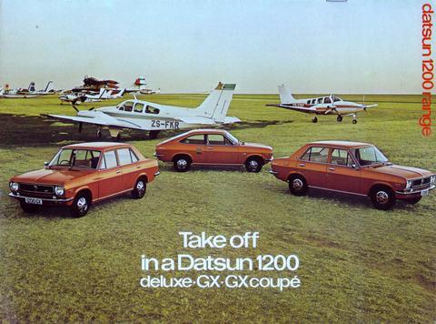 Datsun 1200 De Luxe Picture 4 Reviews News Specs