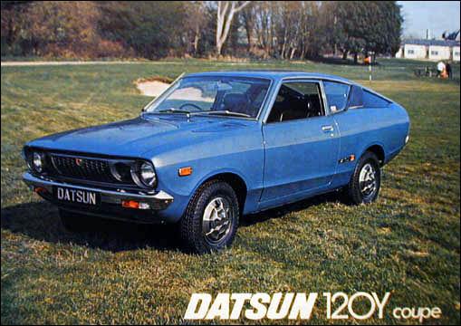 Datsun 120Y - Photos, News, Reviews, Specs, Car listings