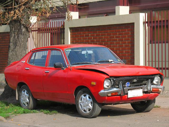 Datsun 120Y Sunny Sedan: Photos, Reviews, News, Specs, Buy car