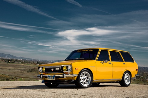 Datsun 510 Wagon: Photos, Reviews, News, Specs, Buy car