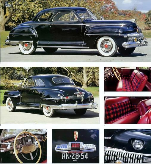 De Soto Custom Fifth Avenue Coupe: Photos, Reviews, News