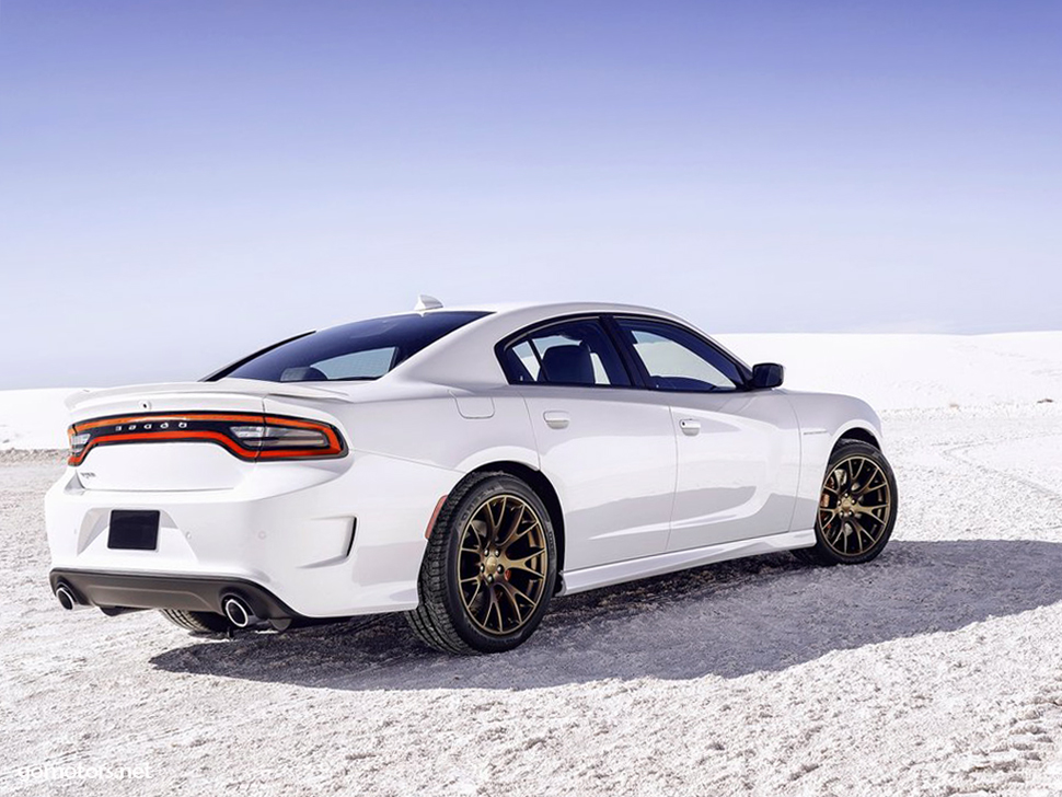 Popular 2015 Dodge Charger SRT Hellcat Photos Reviews News