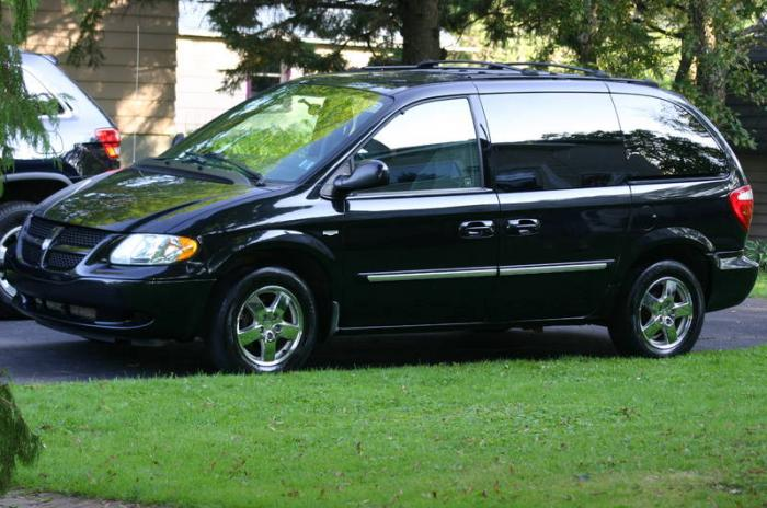 Dodge Caravan Anniversary Edition
