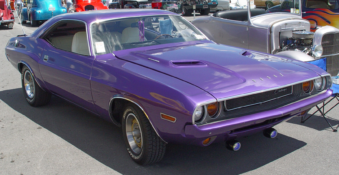 Gomotors Net Pics Dodge Dodge Challenger Coupe 01