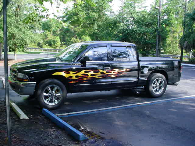 Dodge Dakota crew cab