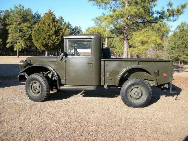 Dodge M37 34 Ton 4X4:picture # 3 , reviews, news, specs ...