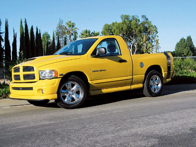 Dodge Ram 1500 Slt Rumble Bee Photos Reviews News
