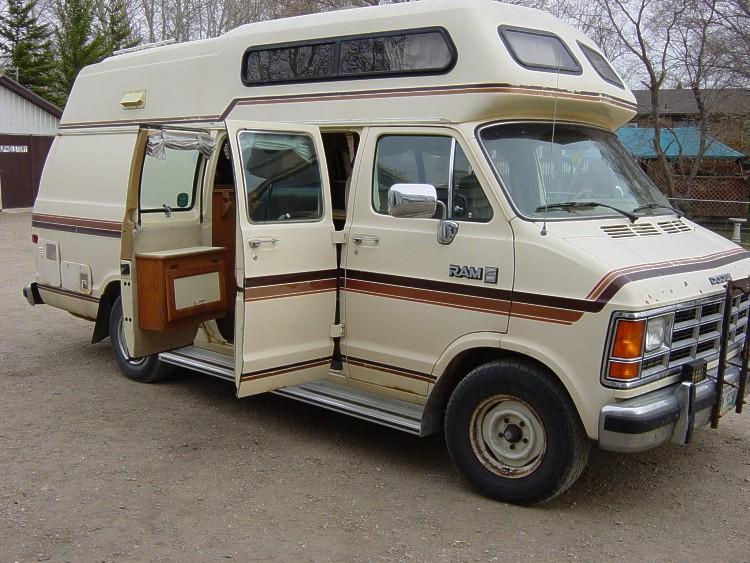 Dodge Ram 250 Conversion Van