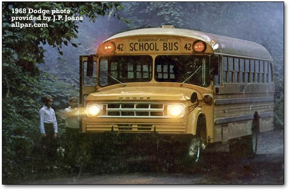 Dodge School Bus