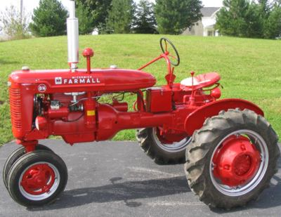 Farmall B:picture # 3 , reviews, news, specs, buy car