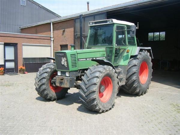 Fendt Farmer 312 LSA Turbomatic: Photos, Reviews, News