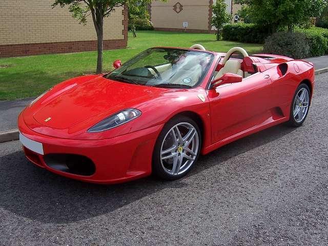 Ferrari F430 F1 Spider Ferrari