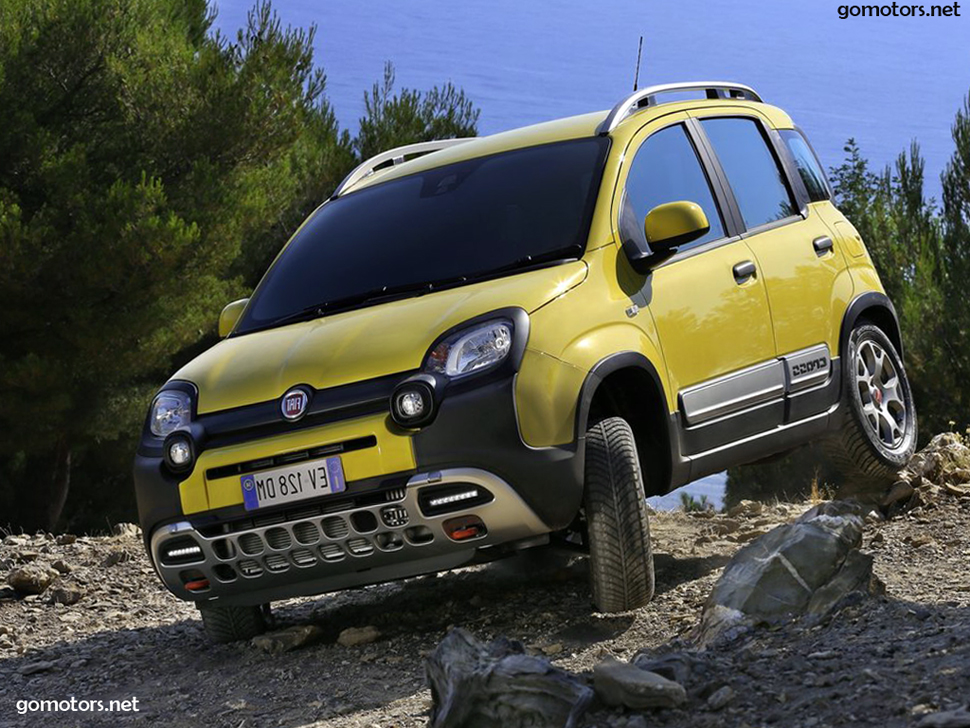 2015 fiat panda cross picture 5 reviews news specs. Black Bedroom Furniture Sets. Home Design Ideas