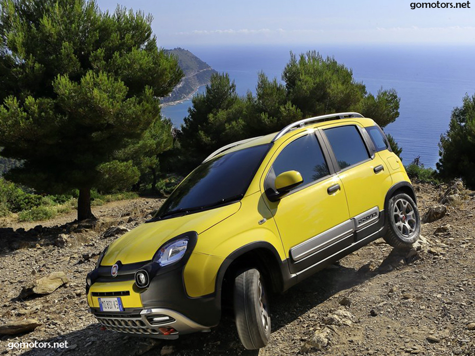2015 fiat panda cross picture 7 reviews news specs buy car. Black Bedroom Furniture Sets. Home Design Ideas
