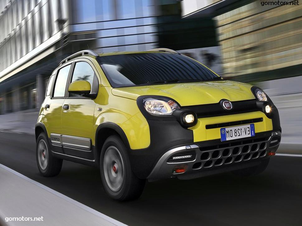 2015 fiat panda cross picture 2 reviews news specs buy car. Black Bedroom Furniture Sets. Home Design Ideas