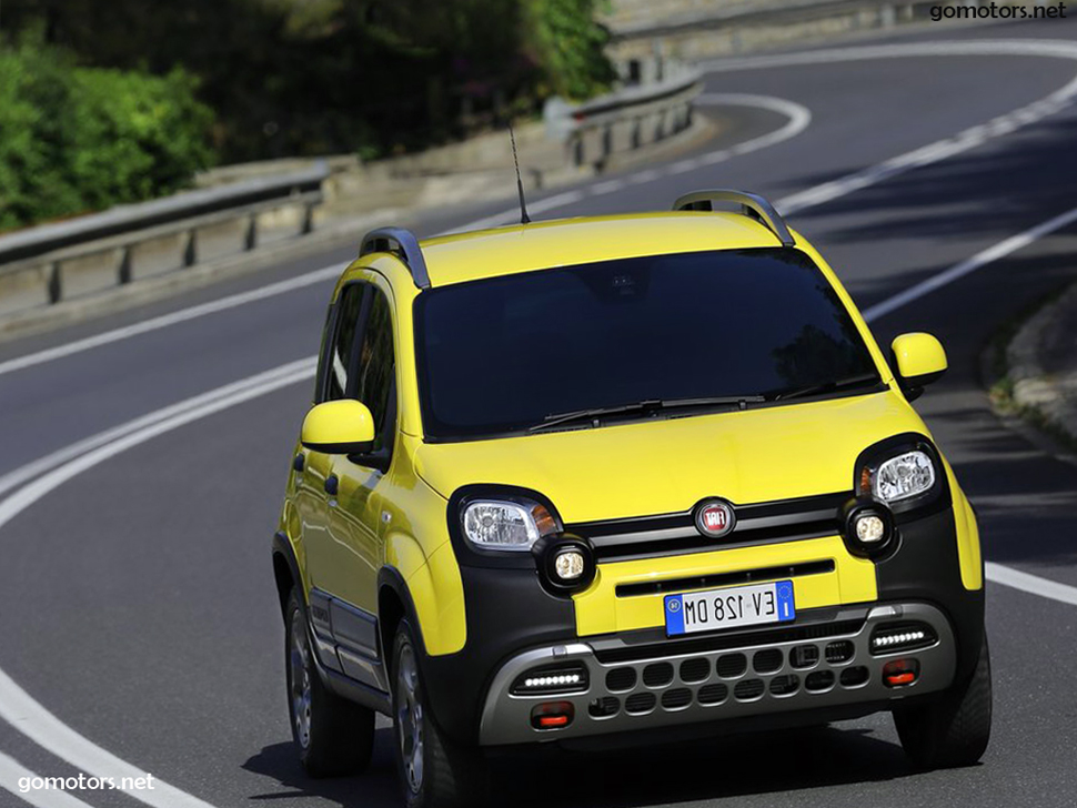2015 fiat panda cross picture 1 reviews news specs. Black Bedroom Furniture Sets. Home Design Ideas