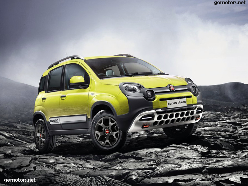 2015 fiat panda cross picture 10 reviews news specs. Black Bedroom Furniture Sets. Home Design Ideas