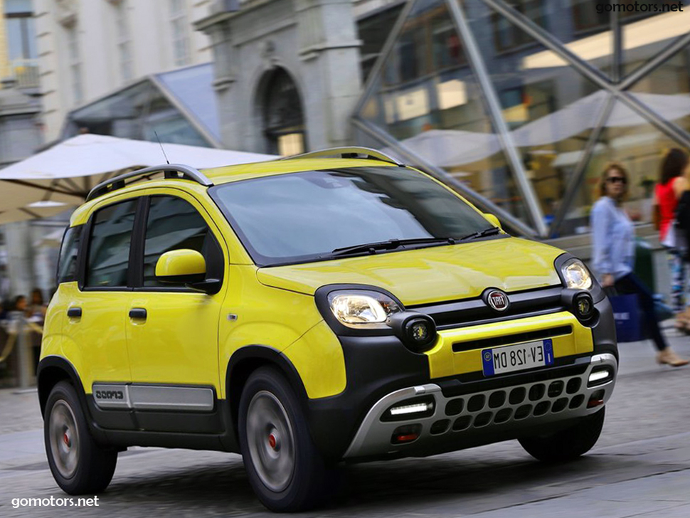 2015 fiat panda cross review images release date 2015. Black Bedroom Furniture Sets. Home Design Ideas