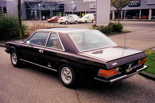 Fiat 130 3200 Picture 5 Reviews News Specs Buy Car