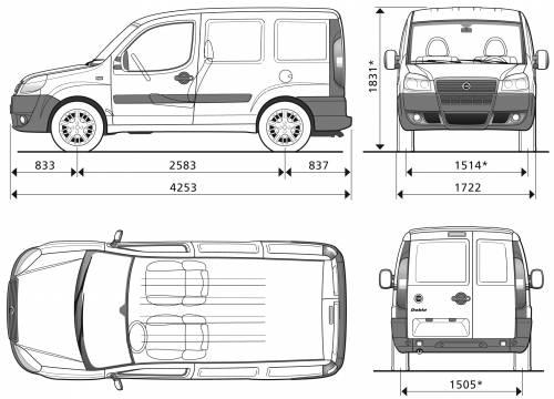 Fiat Doblo Cargo:picture # 4 , reviews, news, specs, buy car