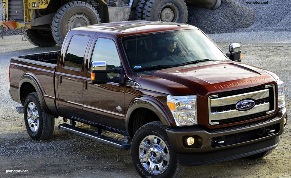 Ford Super Duty Diesel Review