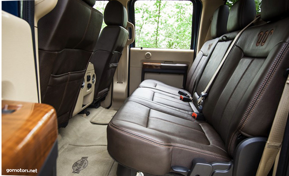 2015 Ford F-350 Super Duty V-8 Diesel 4x4