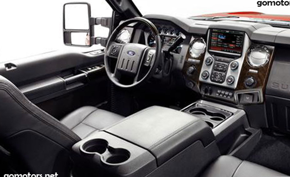 2015 Ford F-series Super Duty King Ranch