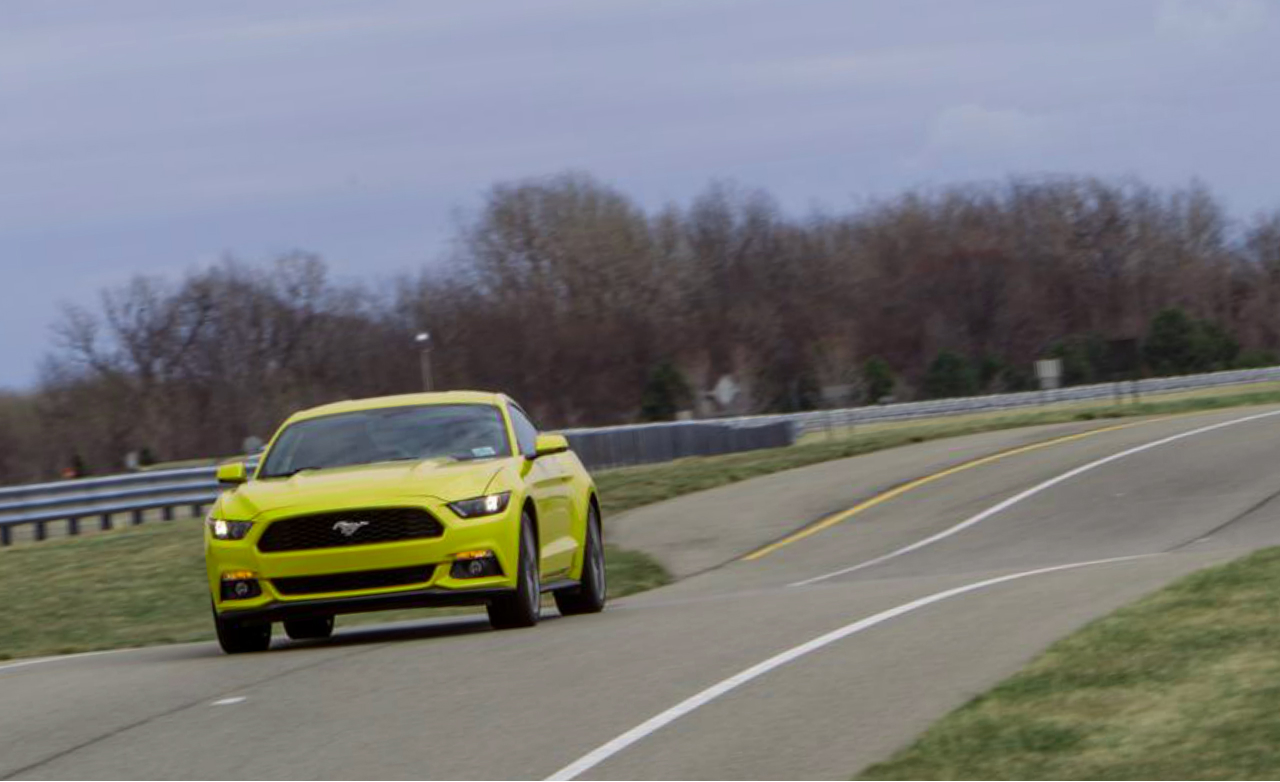 2 3l Eco Boost Autos Weblog