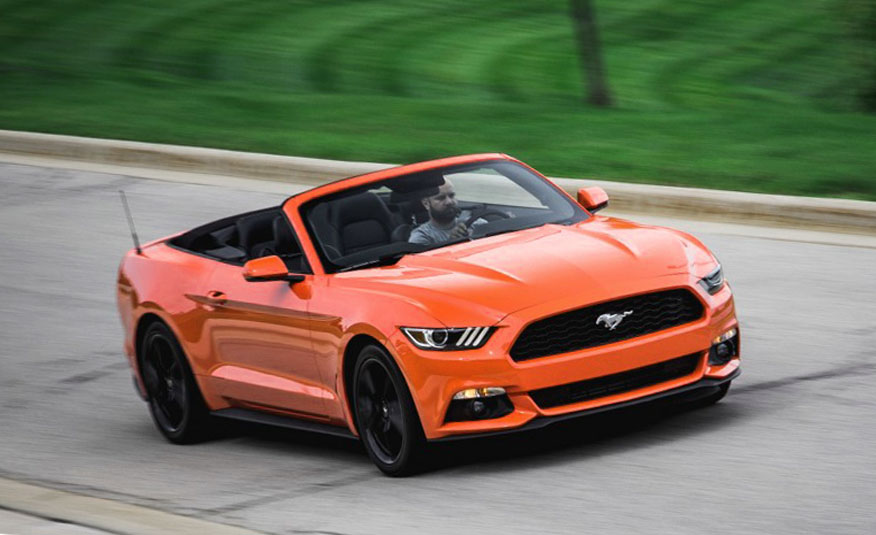 2015 ford mustang ecoboost automatic convertible photos reviews news specs buy car. Black Bedroom Furniture Sets. Home Design Ideas