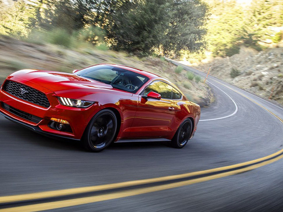 ford mustang ecoboost 2015 photos reviews news specs buy car. Black Bedroom Furniture Sets. Home Design Ideas