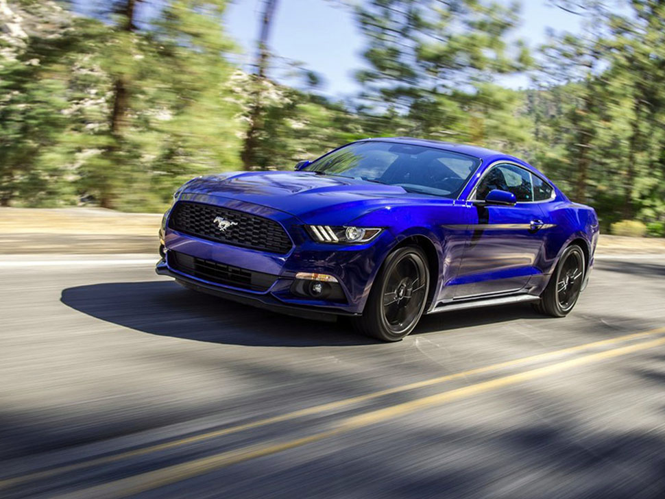 ford mustang ecoboost 2015 photos reviews news specs. Black Bedroom Furniture Sets. Home Design Ideas