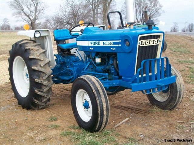 Ford Tractor 800 Series Specifications : Ford tractor specs