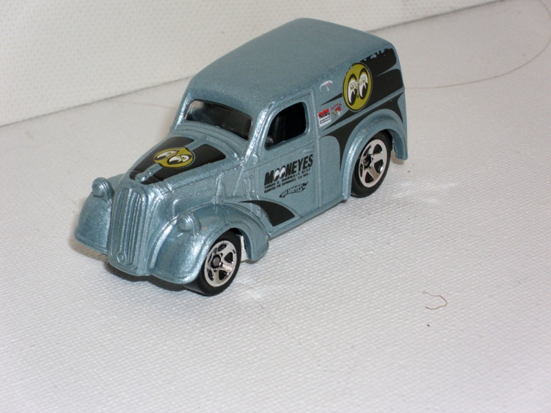 Ford Anglia Panel truck
