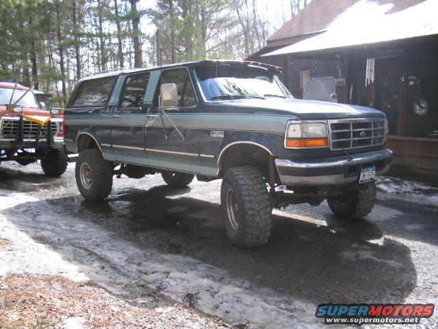 Ford Bronco Centurion Xlt Photos News Reviews Specs