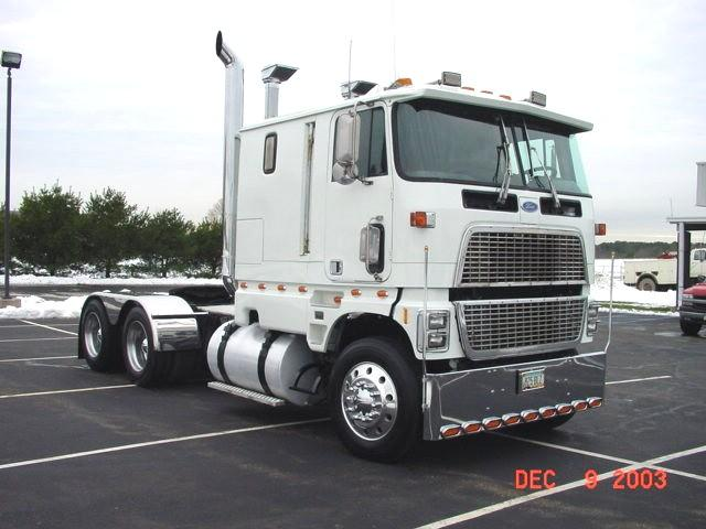 Ford Cl9000 Cabover For Sale >> Ford CL9000:picture # 2 , reviews, news, specs, buy car