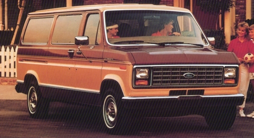 Ford Club Wagon XLT