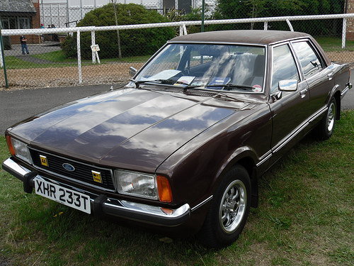 Ford Cortina 16 GL
