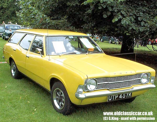 Ford Cortina Estate Mk1