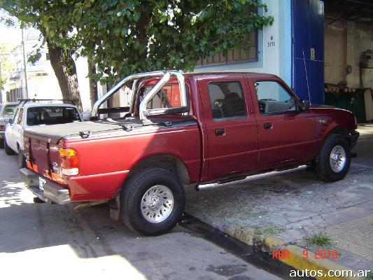 Ford Courier XLT 25TDi