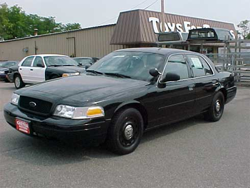 black crown victoria