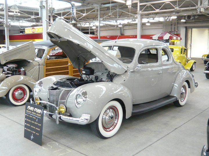 Ford Deluxe Opera Coupe